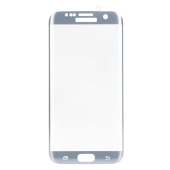Harga VAKIND Tempered Glass Screen Protector For Samsung Galaxy S7Edge (Silver) - intl