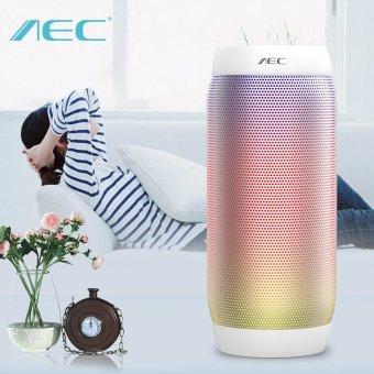 AEC BQ-615 colorful Water Resistant Bluetooth Speaker Wireless NFC Super Bass Subwoofer Outdoor Sport Sound Box FM Portable Speaker - intl - 5