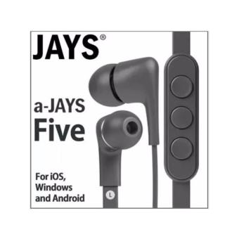 Harga A-JAYS Five for Android,Windows Black