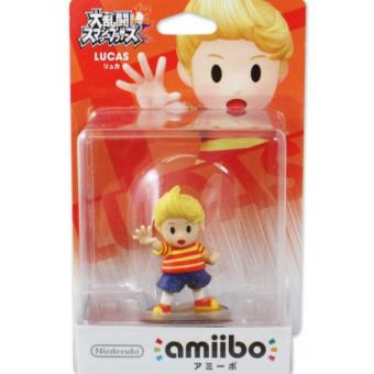 Harga AMIIBO LUCAS (SUPER SMASH BROS.)