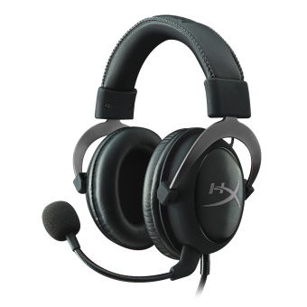 Harga Kingston Hyperx Cloud Ii pro Gaming Headset (Gray)