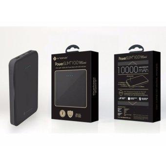 Andino PowerSlim 10.0 Mini Ultra Light 10000mAh Power Bank With LED Indicator (WHITE) - 2