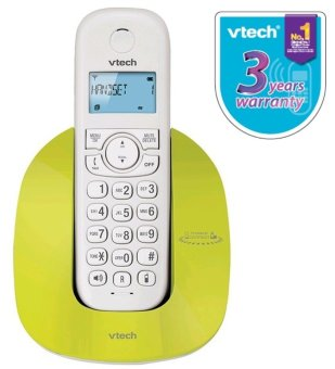 Harga VTECH ES1610A GRN 2 in 1 Digital Cordless Phone