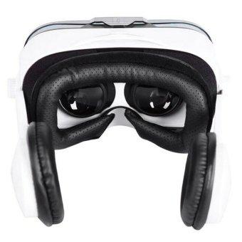 FIIT VR 3F VR 3D Glasses + Bluetooth Controller - White + Black - intl - 5