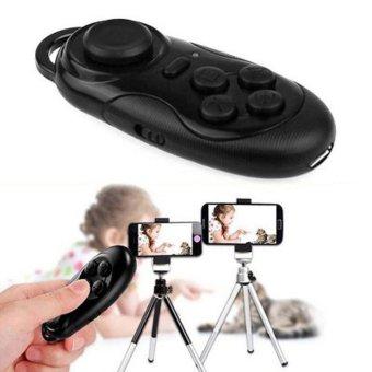FIIT VR 3F VR 3D Glasses + Bluetooth Controller - White + Black - intl - 2
