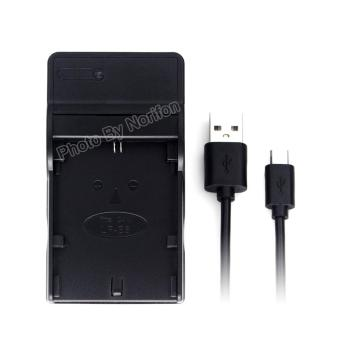 Harga LP-E6 Ultra Slim USB Charger for Canon EOS 5D Mark II EOS 5D Mark III EOS 5D Mark2 EOS 5DS EOS 5DS R EOS 60D EOS 60Da EOS 6D EOS 70D EOS 7D EOS 7D Mark II Camera - intl