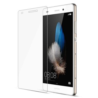 Harga Tempered Glass Screen Protector for Huawei P10 Plus Extreme Protection Shockproof front Film - intl