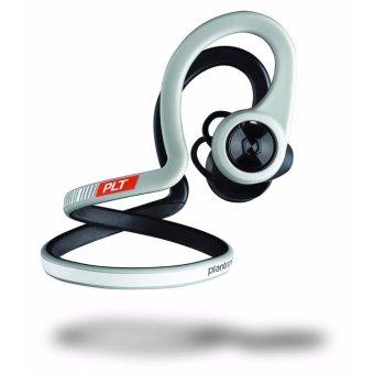 Plantronics BackBeat FIT Wireless Bluetooth Headphones - Waterproof Earbuds - [Retail Packaging - Sport Grey] - intl - 2