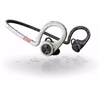 Plantronics BackBeat FIT Wireless Bluetooth Headphones - Waterproof Earbuds - [Retail Packaging - Sport Grey] - intl - 3