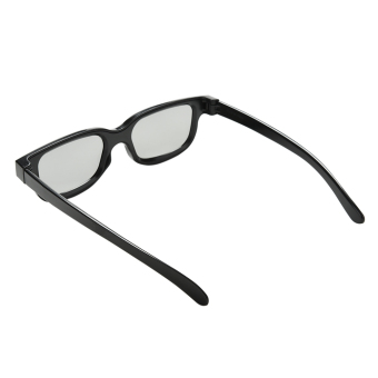 Circular Polarized Passive 3D Glasses for 3D Video Movies (EXPORT) - Intl - 5