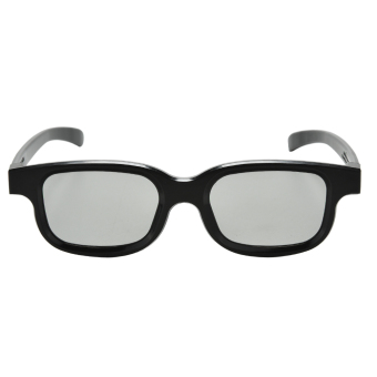 Circular Polarized Passive 3D Glasses for 3D Video Movies (EXPORT) - Intl - 2
