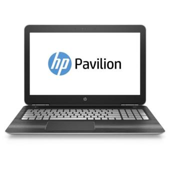 "Harga New 7th Gen Backlit HP Pavilion 15-au102TX 15.6"" Laptop Red i5-7200, 8GB, 1TB, GT940MX 2GB, Windows 10Home Silver"