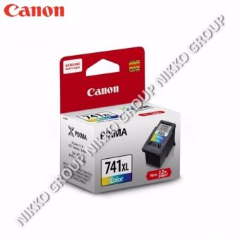 Harga [Original] Canon CL-741XL Color Ink Cartridge for Canon Pixma Printers