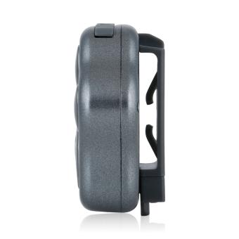Reachfar RF-V30 Smart Pet GPS LED Flash Electronic Anti-lost Tracker(Black) - intl - 5
