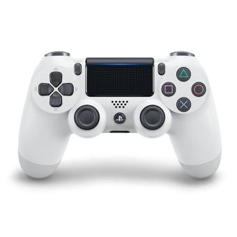 Harga NEW DUALSHOCK®4 CUH-ZCT2G13 wireless controller (White)
