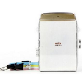 Caiul Carry Case for Fujifilm Instax Share SP-2 Printer Gold - 2
