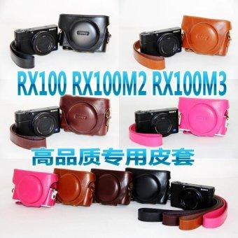 sony rx100 rx 100m2 rx 100m3 camera bag rx100iv rx100m4 iii camera holster