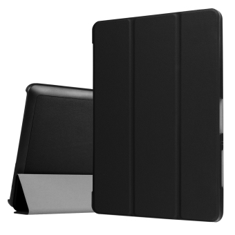 Harga Leather Case Flip Cover For Acer Iconia One 10 B3-A30 (Black)