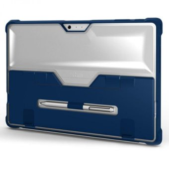 Harga STM Dux Case for MS Surface Pro 4 (Blue)