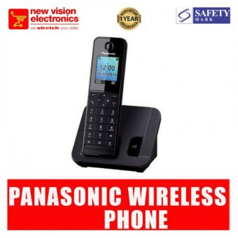 Panasonic Digital Cordless Phone Model :KX TGH210CX.PSB Safety Mark Approved.1 Year Warranty.