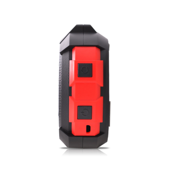 Azustar RockTube SBX2 Bluetooth Speaker (Black) - 3