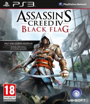 Harga PS3 Assassin's Creed IV Black Flag