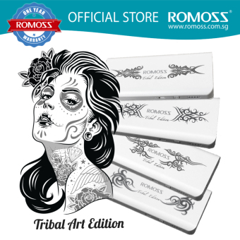 Romoss Tribal Art Edition (Set of 4 Design) Limited Edition Power Bank
