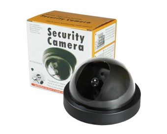 Harga Dummy Security Camera LED Blink Light Realistic Looking