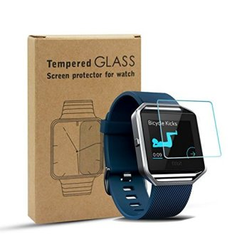 Harga Seeme Tempered Glass Screen Protector for Fitbit Blaze Smart Watch