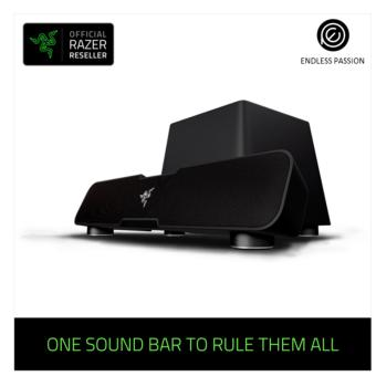 Harga Razer Leviathan - Elite Gaming & Music Sound Bar