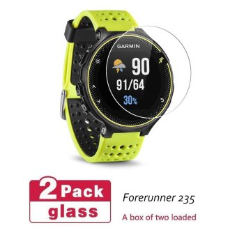 Harga Seeme-Tempered Glass Screen Protector For Garmin Forerunner 235 Glass(2PC)