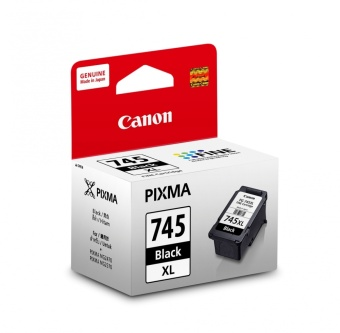 Harga Original Canon PG-745XL Black Ink Cartridge for Canon Pixma MG2470/MG2570