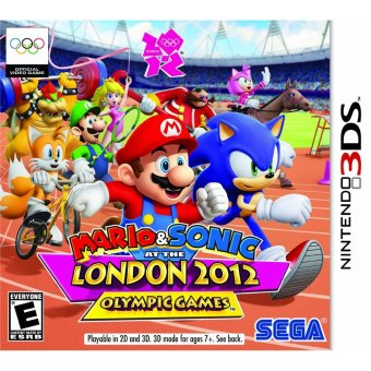 Harga Nintendo 3DS Mario & Sonic at the London 2012 Olympic Games