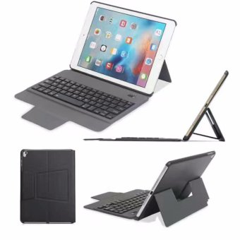 2017 new ultra-thin lightweight Bluetooth keyboard case for iPad Air1/2 Pro9.7/2017 iPad(Only 0.4 cm) - intl