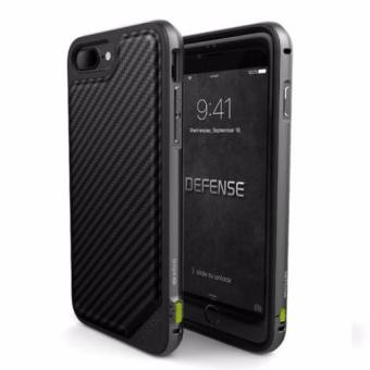 Harga X-Doria Defense Lux Case for iPhone 7 Plus Black Carbon