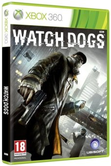 Harga Xbox 360 WatchDogs (NTSC/J)