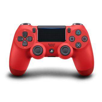 Harga NEW DUALSHOCK®4 CUH-ZCT2G11 wireless controller (Red)