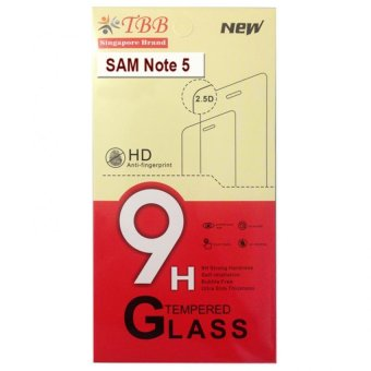 Harga Tempered Glass Screen Protector for SAM NOTE5