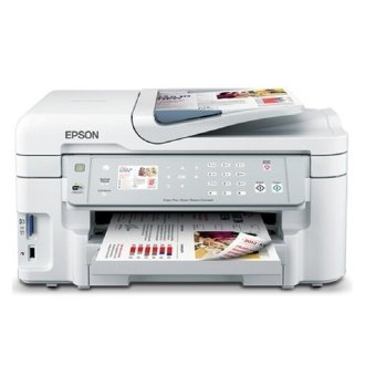 Harga Epson Workforce WF-3521 Multifunction Inkjet Printer