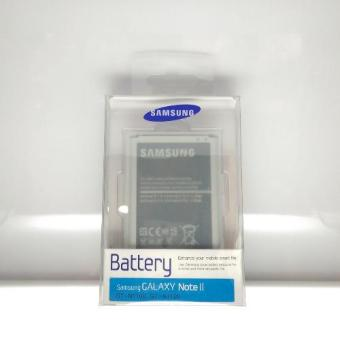 Harga Authentic Samsung Battery for Galaxy Note 2