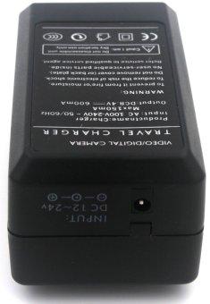 EN EL24 Charger for Nikon 1 J5 Digital Camera with UK Power Plug .