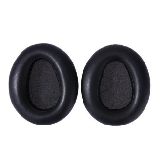1 Pair Replacement Ear Pads for SONY MDR-10RBT MDR-10RNC MDR-10R Headphone - intl