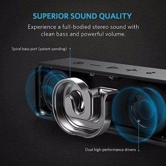 Anker SoundCore Bluetooth Speaker (Black) - 2