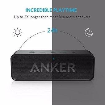 Anker SoundCore Bluetooth Speaker (Black) - 3
