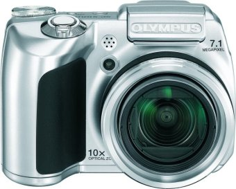 Harga Olympus SP-510uz Digital Camera 7.1MP - 10X Optical zoom Get 64MB XD Picture Card Free ! (Export)