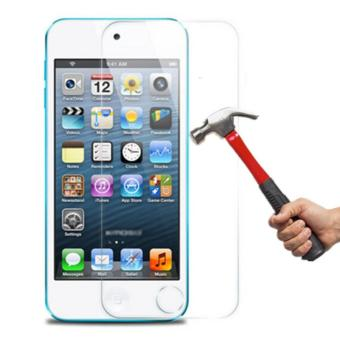 Raidfox 2 PCS Premium Real Tempered Glass Screen Protector for Apple iPod Touch 5 5th Gen - intl - 3