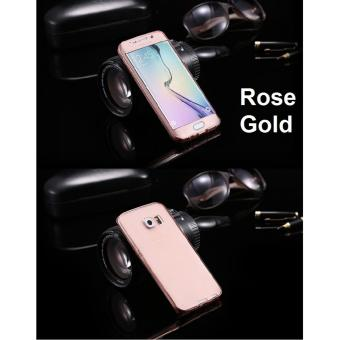 360 Crystal Clear Full Coverage TPU Case Casing Cover for Samsung Galaxy S8 Plus S8+ (