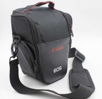Harga Canon slr photography package 350d450d550d1100d70d5d60d canon camera bag triangle bag