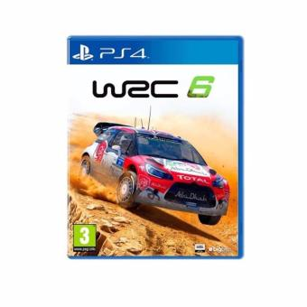 Harga PS4 World Rally Championship 6