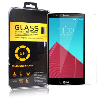 Harga Tempered Glass Screen Protector For LG G4